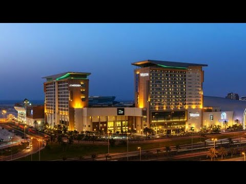 Night Journey To City Centre Shopping Mall | Manama | Saudi | Gulf |