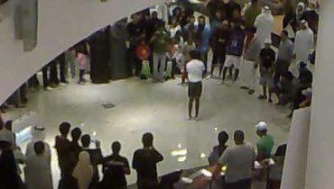 Break Dance City Center Mall – Saudi 2