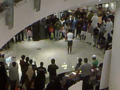 Break Dance City Center Mall – Saudi 2