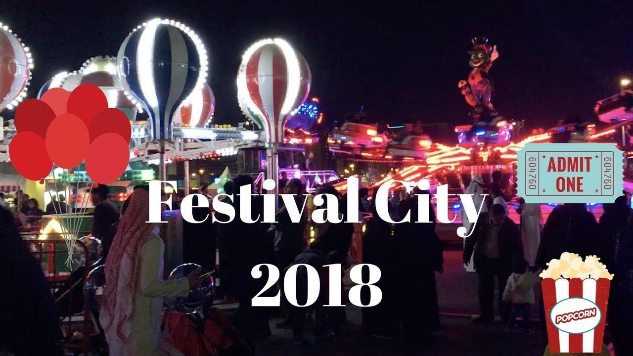 Festival City/Saudi Shopping Festival: Saudi Bay 2018