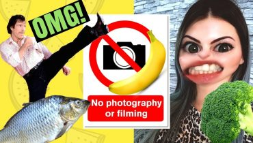 OMG! ☠ Kicked Out From The Shop While Filming – Grocery Shopping In Saudi Vlog
