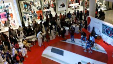 Arabic Music at Saudi City Center 03 Mar 2015