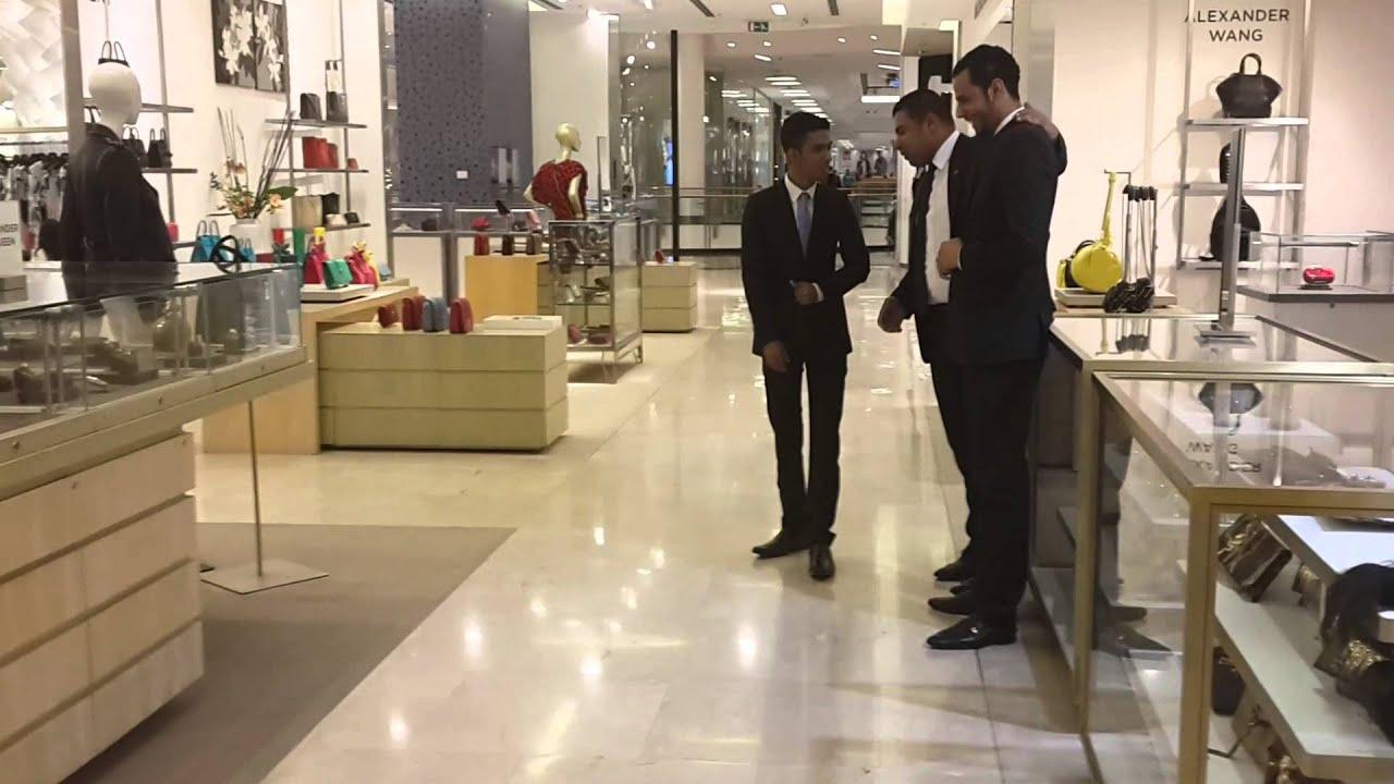 The New Lanvin Shop –  Saks Fifth Avenue (Saudi)