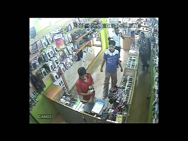 ThiEf in Mob shop bahrain