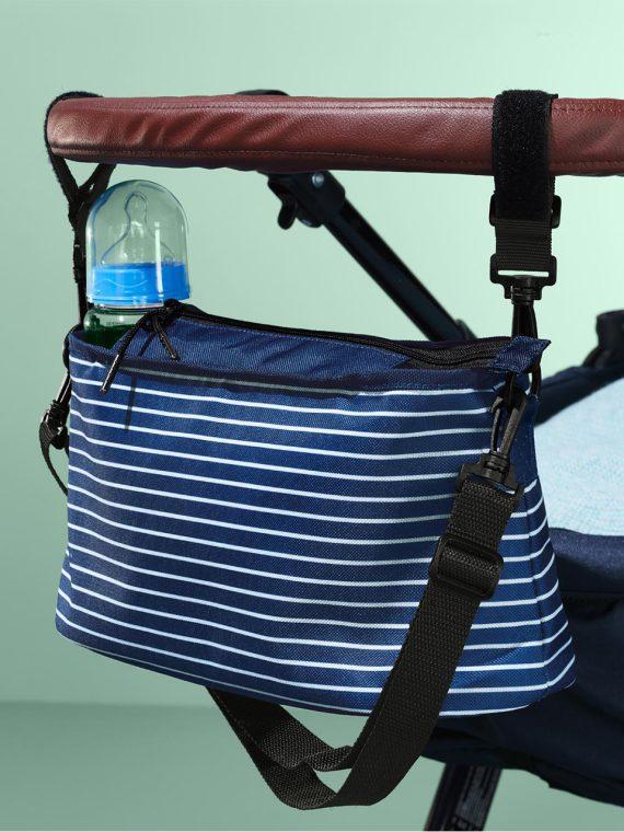 Baby Buggy Organizer Bag Blue