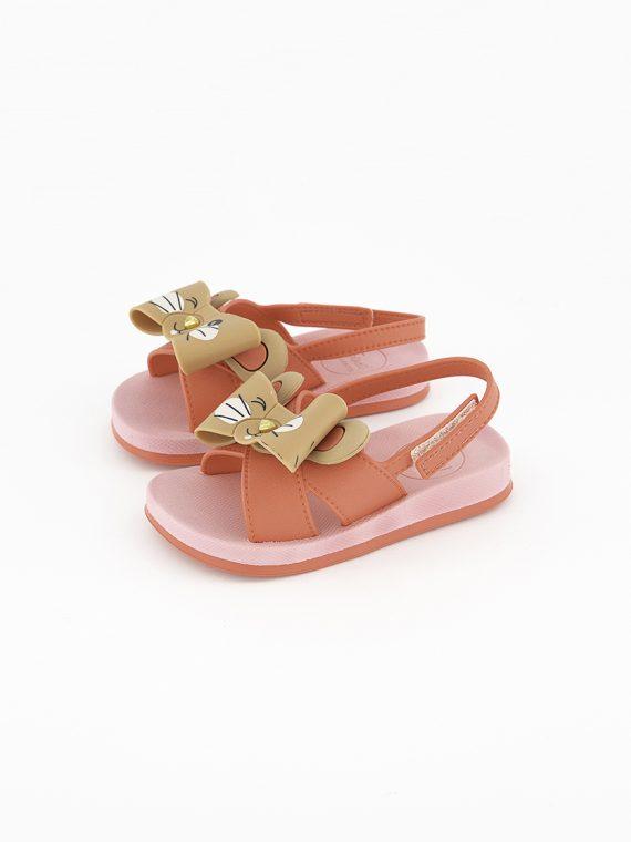 Baby Girls Sense III Sandals Pink/Light Brown