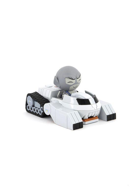 Dorbz Ridez Thunder Catz Grey