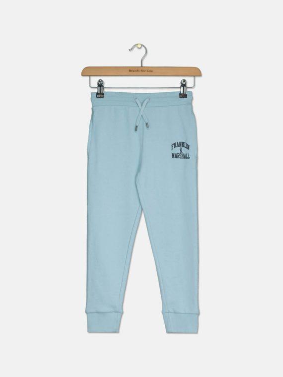 Kids Drawstring Jogger Pants Dream Blue