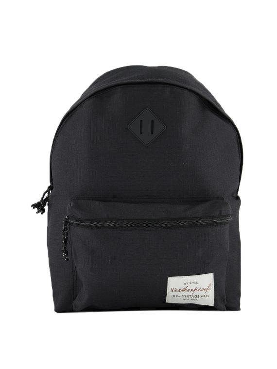 Mens Archival Bag Pack 45 H x 32 L x 14 W cm Black