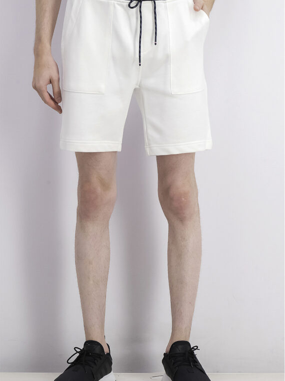 Mens Navigator Shorts White