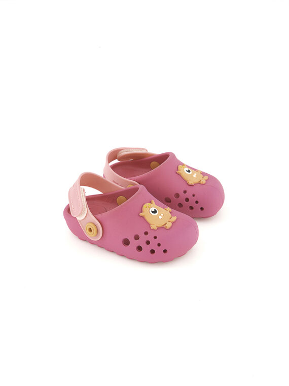 Toddlers Slingback Sandal Pink