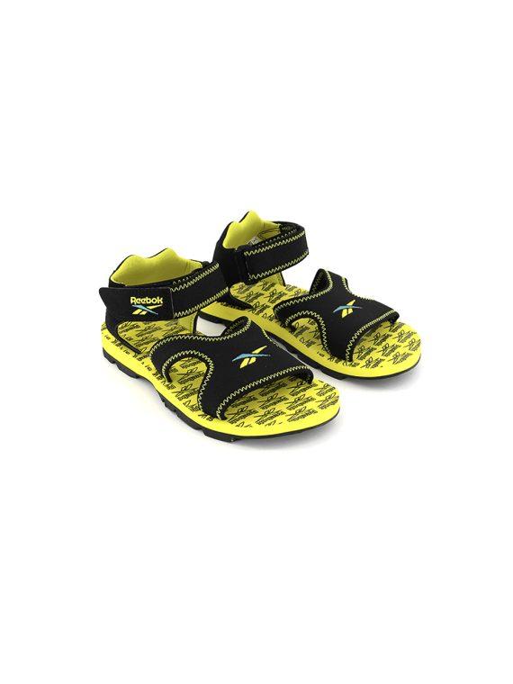 Unisex Zambezee Sandal Black/Yellow