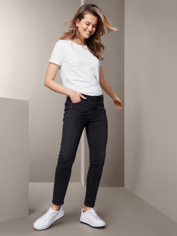Womens Skinny Jeans Black